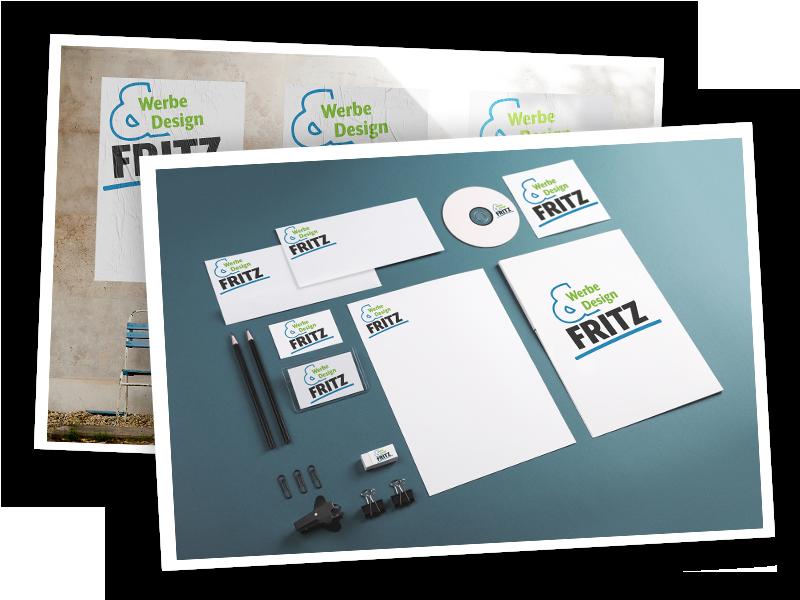 Individuelle Druckleistungen aller Art von Werbefritz.de für den für den Raum Backnang, Schwäbisch Hall, Winnenden